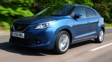 Best first cars for new drivers - Suzuki Baleno