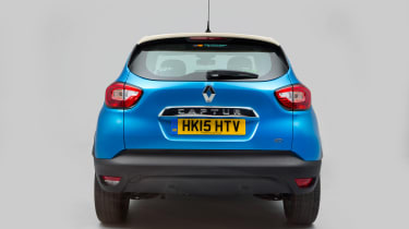Used Renault Captur - full rear
