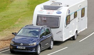 Volkswagen Golf SV Tow Car of the Year