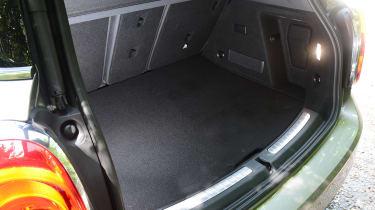 MINI Countryman S E plug-in hybrid - boot