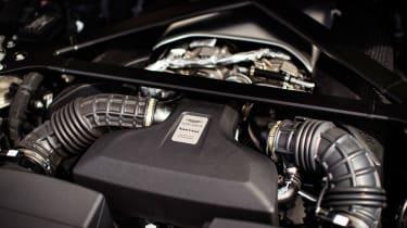 Aston Martin Vantage - engine