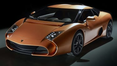 <span>A stunning one-off,&nbsp;the Zagato 5-95 was&nbsp;commissioned by&nbsp;collector Albert Spiess, who already owned several other Zagatos at the time. The 5-95 commemorated 95 years of the coachbuilder, and was based on the&nbsp;</