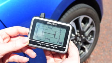 Clever car tech that can save you money - tyre pressure monitoring