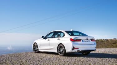 BMW 320d - rear static