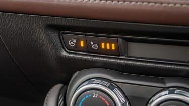 Mazda CX-3 GT Sport - heated seats