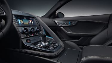 Jaguar F-Type MY2017 - R Dynamic interior