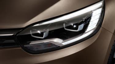 New Renault Grand Scenic 2016 - headlight