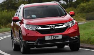 Honda CR-V - front