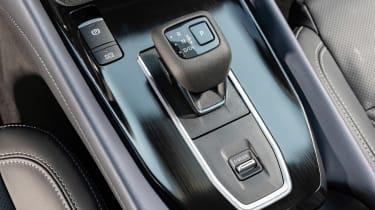 Nissan Qashqai - transmission