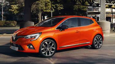 Renault Clio - front static