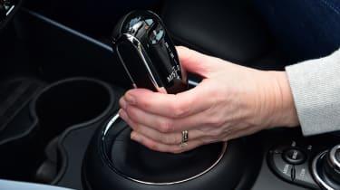 MINI Clubman long term - gearbox