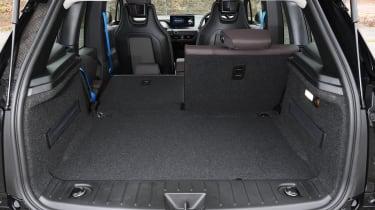 BMW i3 boot