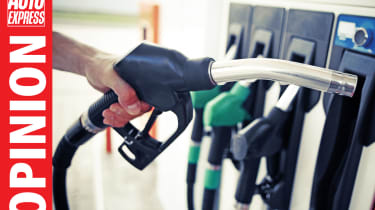Opinion - diesel pump
