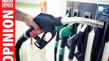Opinion - diesel pump