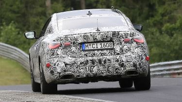 BMW 4 Series - spyshot 9