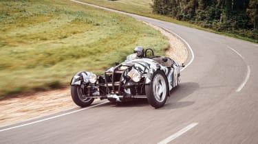 Morgan 3-Wheeler - prototype