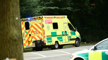 Ambulance feature - Sprinter ambulance