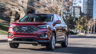 Ford Edge 2018 facelift