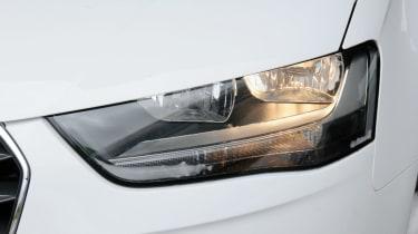 Audi A4 TDIe headlights