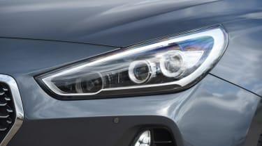 Hyundai i30 Tourer - headlight