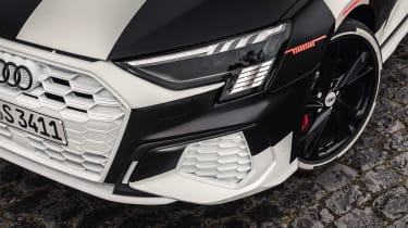 Audi S3 prototype - wheel