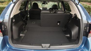 Subaru XV - boot 2