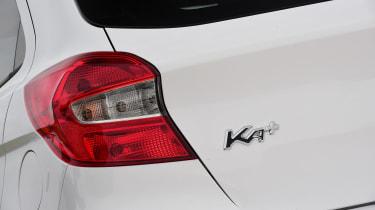 Ford Ka+ White Edition - badge