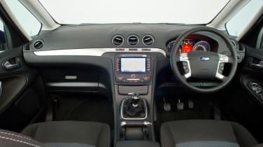 Used Ford Galaxy - dash