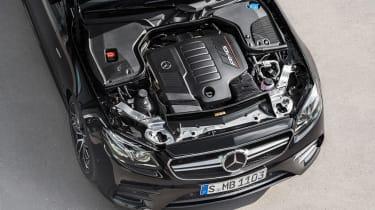 Mercedes-AMG E 53 Coupe - engine