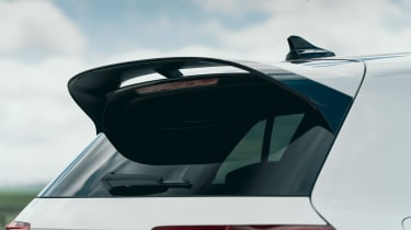Volkswagen Golf GTI Clubsport 45 - rear wing