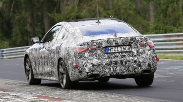 BMW 4 Series - spyshot 8
