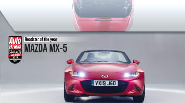 Mazda MX-5 - 2019 Roadster of the Year