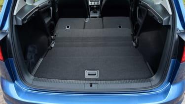 VW Golf SV BlueMotion boot