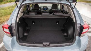 2018 Subaru XV - boot