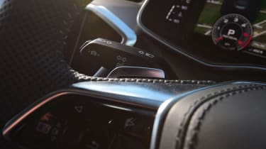 Audi A7 Sportback - steering wheel