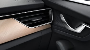 skoda scala interior deatil