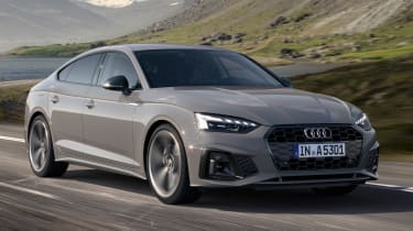 2019 Audi A5 Sportback - front tracking