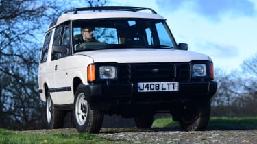 British classics - Land Rover Discovery