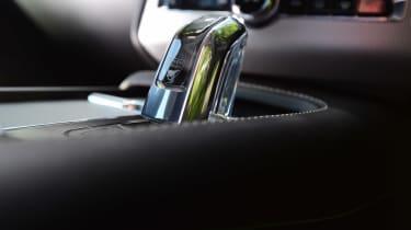 Volvo XC90 long-term test - gear shifter