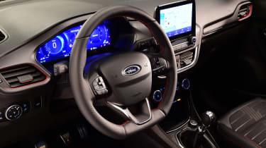 Ford Puma - studio cabin