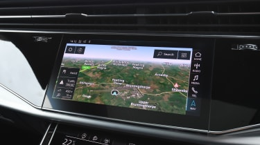 Audi Q8 - Navigation