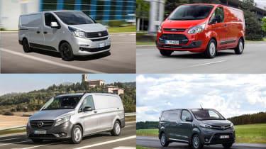 Best mid-sized panel vans to buy –header