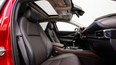 Mazda CX-30 SkyActiv-X - seats