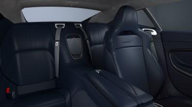 Aston Martin DBS Superleggera Concord - rear seats