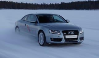 Audi A5 e-tron Quattro prototype