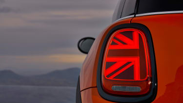 MINI Hatch - rear light