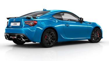 Toyota GT86 Club Series Blue Edition - rear