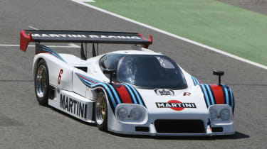 The Lancia LC2 was incredibly fast, but only won three races in its four-year career - thanks to dreadful reliability.