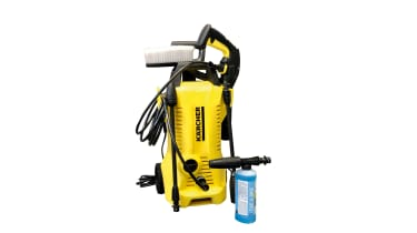 Pressure washer product test
