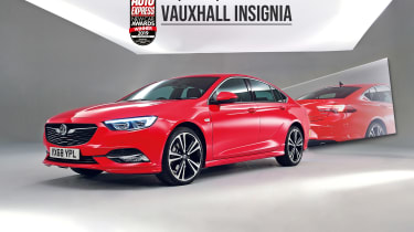 Vauxhall Insignia Grand Sport - 2019 Family Car of the Year